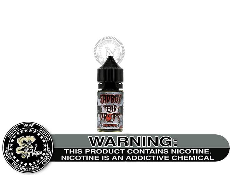 Strawberry Jam Cookie Salt E-Liquid by SadBoy Tear Drops 30ML