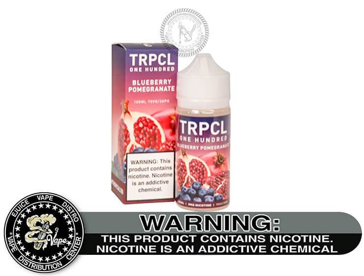 Blueberry Pomegranate by Tropical 100 E Liquid 100ML