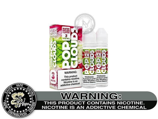 Watermelon by Pop Clouds 120ML
