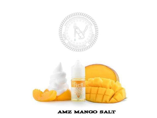 Naked 100 Salt | Amazing Mango Salt 30ML E-Liquid
