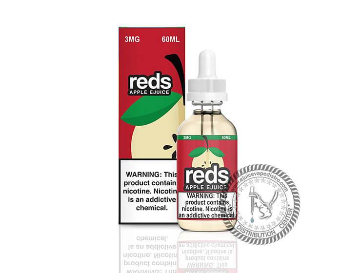 7 Daze | Reds Apple 60ML E-liquid