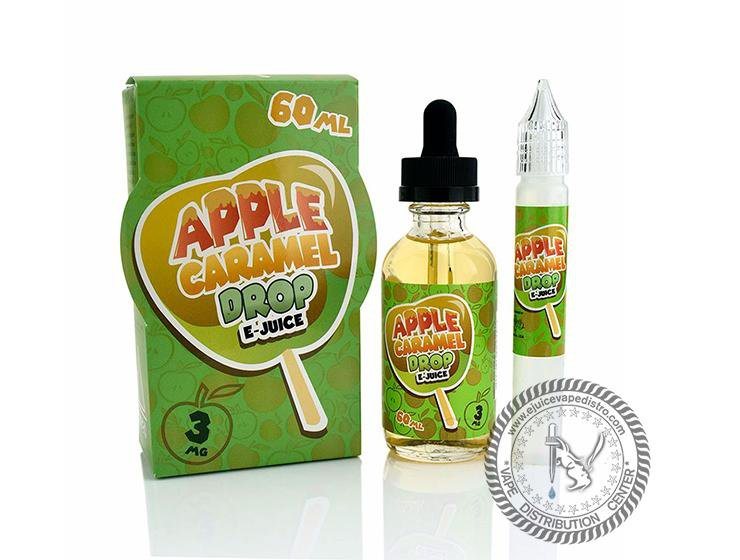 Ruthless | Apple Caramel Drop 60ML E-Liquid