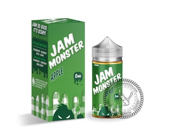 JAM MONSTER | Apple Jam 100ML E-liquid