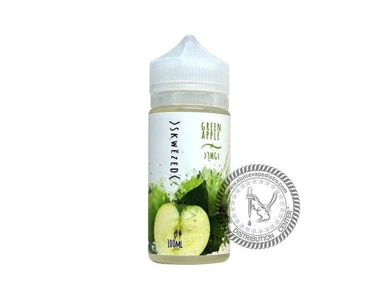 SKWEZED | Green Apple 100ML E-liquid