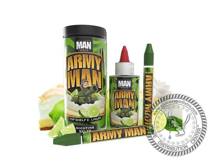 ARMY MAN BY ONE HIT WONDER 100ML E-LIQUID