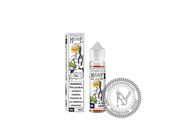 Charlie's Chalk Dust | Aunt Meringue 60ML E-Liquid