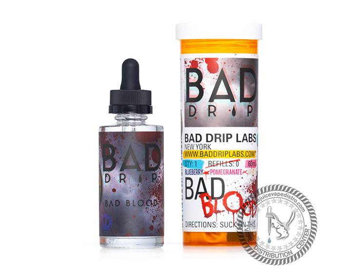 Bad Drip Labs | Bad Blood 60ML E-Liquid