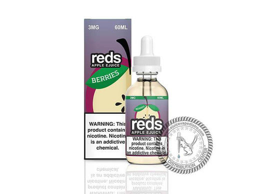 7 Daze | Reds Berries 60ML E-liquid