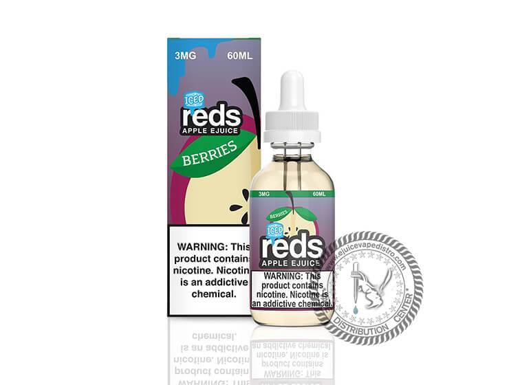 7 Daze | Reds Berries Ice 60ML E-liquid