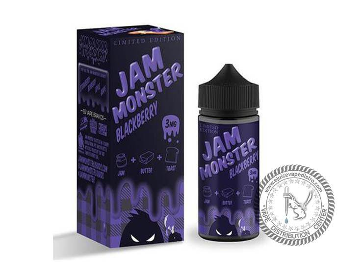 Blackberry Jam by Jam Monster 100ML
