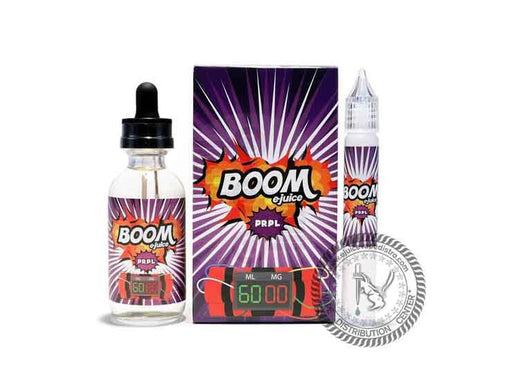 BOOM | PRPL BY BOOM 60ML E-Liquid