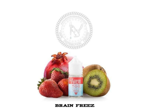 Naked 100 Salt | Brain Freeze Salt 30ML E-Liquid
