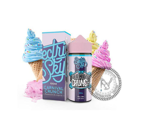 ELECTRIC SKY CO | Carnival Crunch 100ML E-Liquid