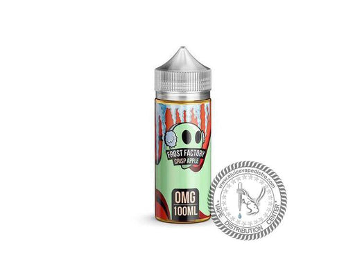 FROST FACTORY Crisp Apple 100ML E-liquid