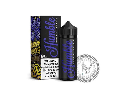 HUMBLE | Crumble 120ML E-liquid