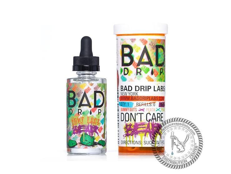 Bad Drip Labs | Dont Care Bear 60ML E-Liquid