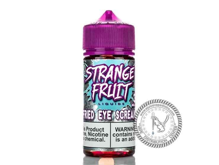 STRANGE FRUIT | FRIED EYE SCREAM 100ML E-LIQUID