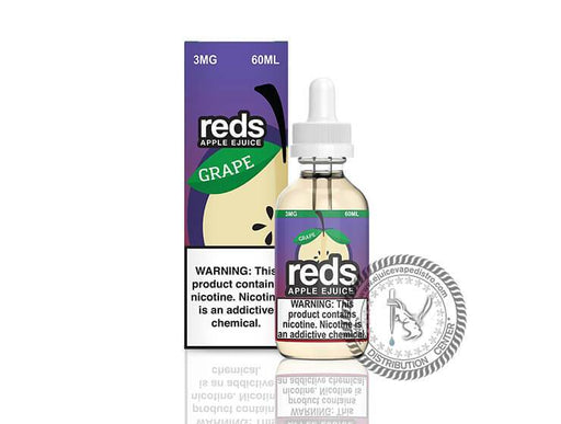 7 Daze | Reds Apple Grape 60ML E-liquid