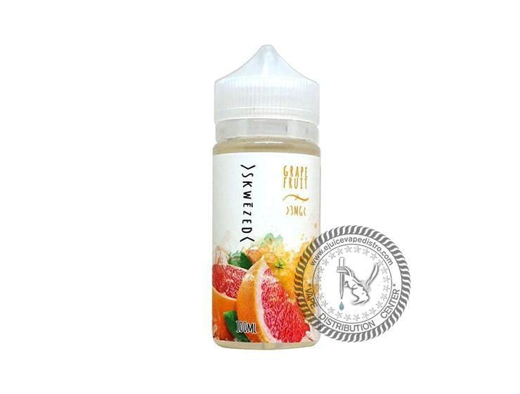 SKWEZED | GrapeFruit 100ML E-liquid