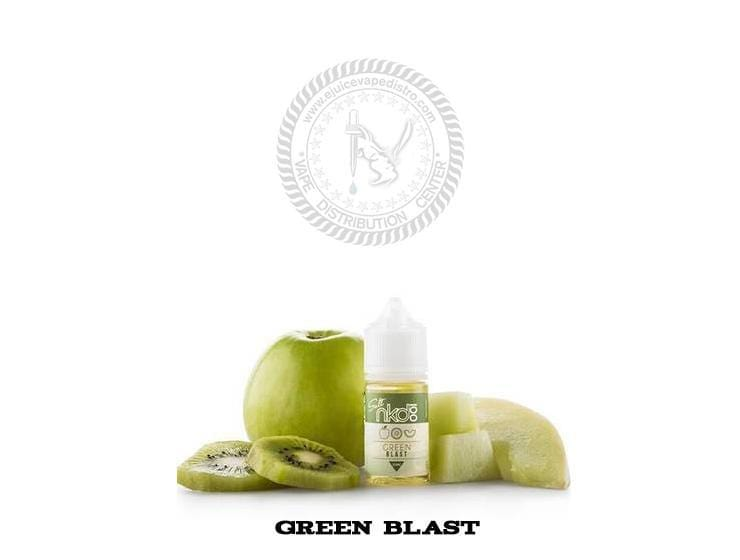 Naked 100 Salt | Green Blast Salt 30ML E-Liquid