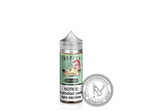 Tropical Hi Punch by Juice Roll Upz 100ML