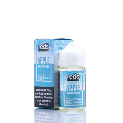 Reds Apple Fruit Mix Iced by 7 Daze 60ML