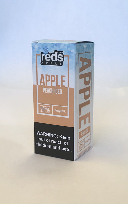 Reds Apple Peach Iced by 7 Daze 60ML