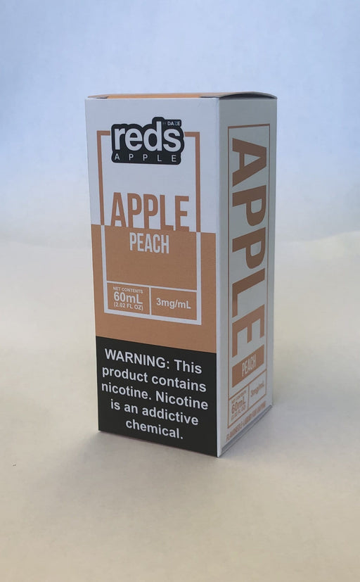 Reds Apple Peach by 7 Daze 60ML