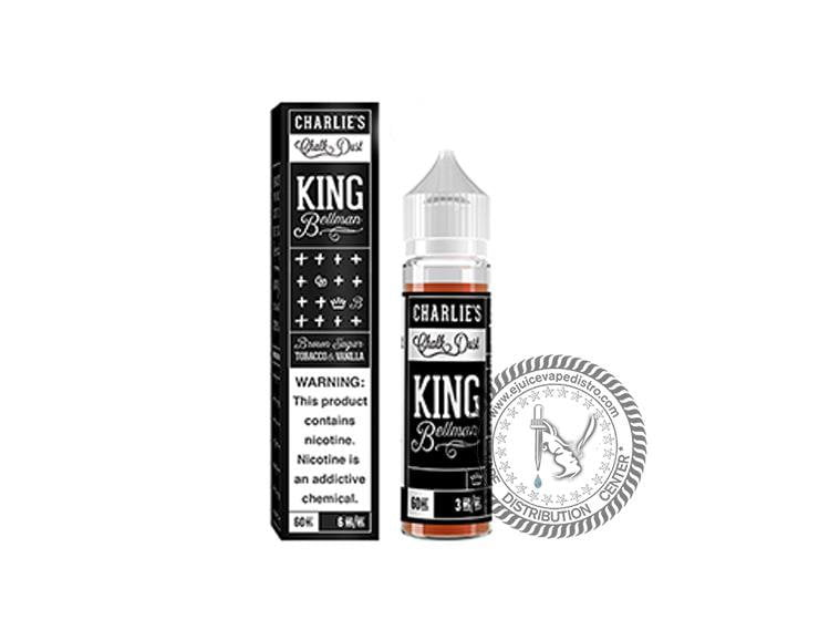 Charlie's Chalk Dust | King Bellman 60ML E-Liquid