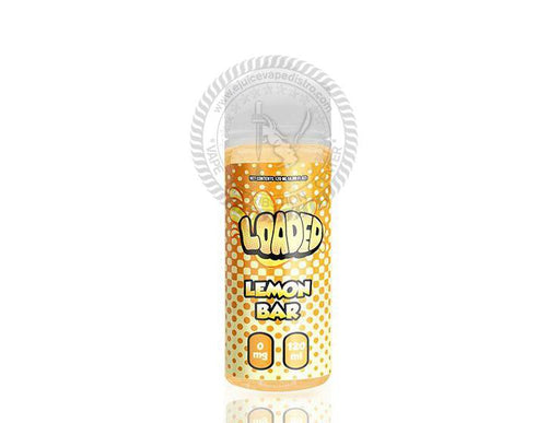LOADED | Lemon Bar 120ML E-liquid