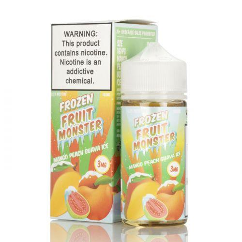 Mango Peach Guava Ice by Frozen Fruit Monster 100ML