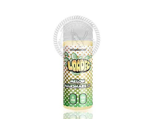 LOADED | Melon Milkshakes 120ML E-liquid