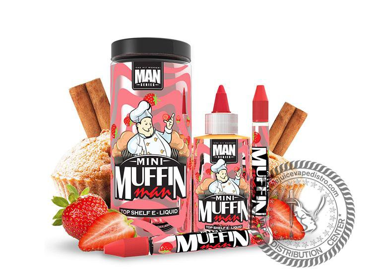 MINI MUFFIN BY ONE HIT WONDER 100ML E-LIQUID