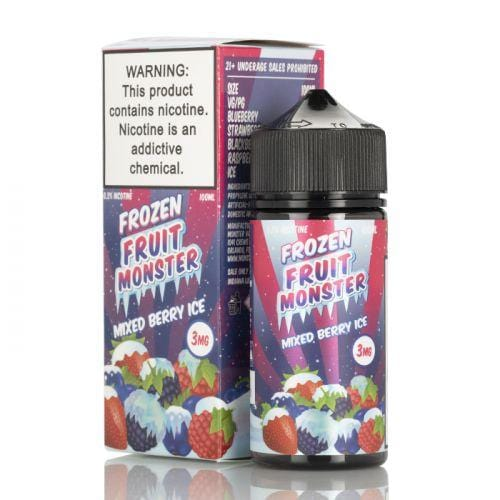 Mixed Berry Ice by Frozen Fruit Monster 100ML