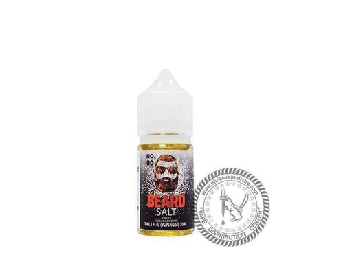 Beard Salt | No 00 Salt E-Liquid 30ML