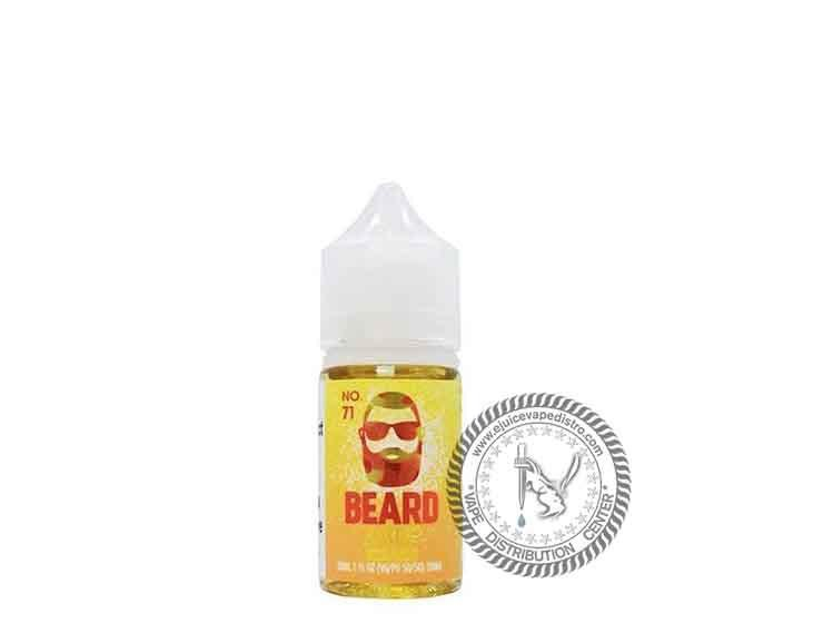 Beard Salt | No 71 Salt E-Liquid 30ML