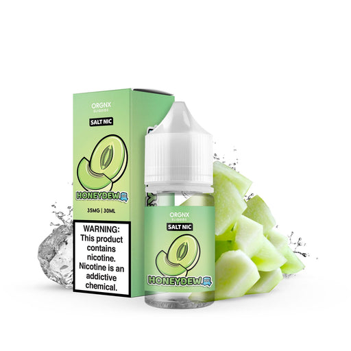 Honeydew Salt Ice by ORGNX SALT NIC 30ML