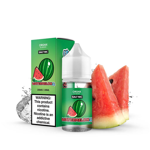 Watermelon Salt Ice by ORGNX SALT NIC 30ML