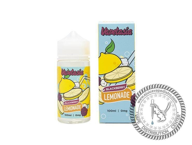 VAPETASIA | Blackberry Lemonade 100ML E-Liquid