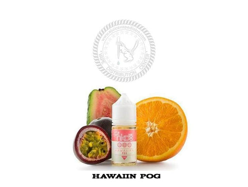 Naked 100 Salt | Hawaiin Pog Salt 30ML E-Liquid