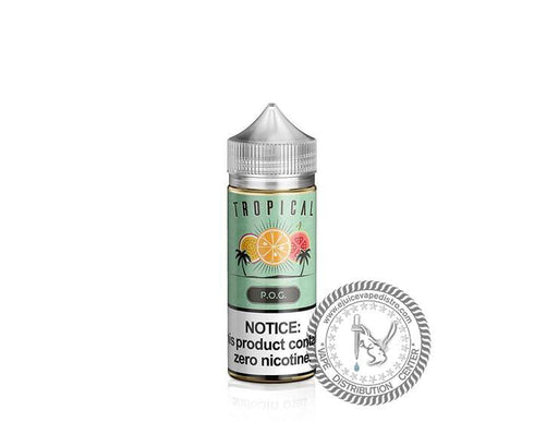 Tropical POG by Juice Roll Upz 100ML