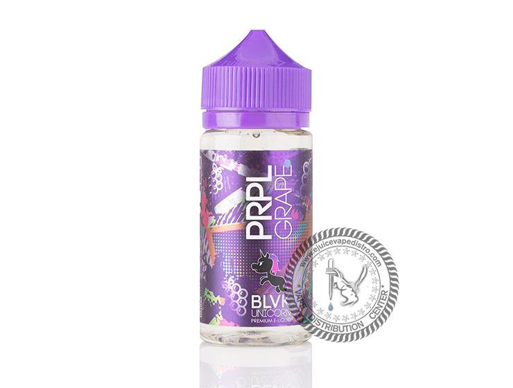 Blvk Unicorn | PRPL Grape 100ML E-Liquid