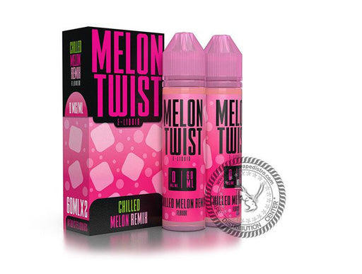 MELON TWIST | Chilled Melon Remix 120ML E-liquid