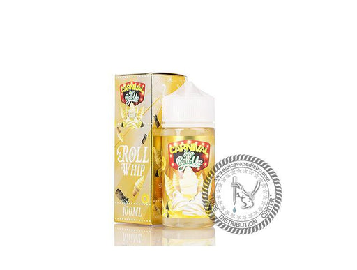 Roll Whip by Juice Roll Upz Carnival 100ML
