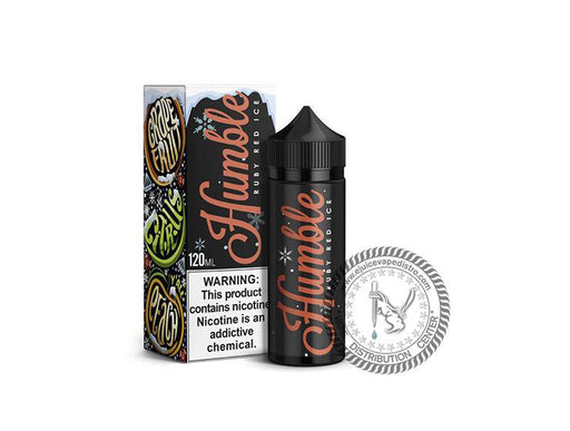 Humble Ice | Ruby Red Ice 120ML E-liquid