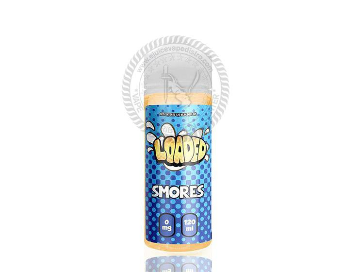 LOADED | Smores 120ML E-liquid
