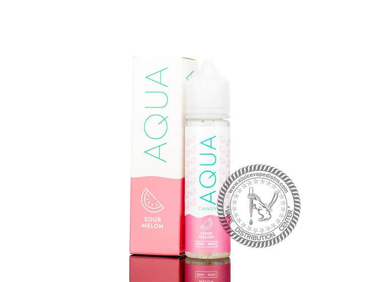 Aqua | Sour Melon 60ML E-liquid