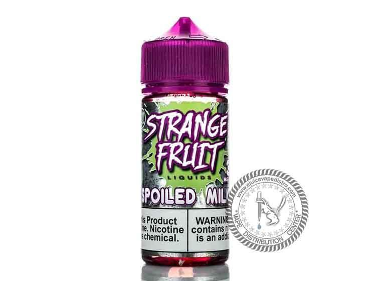 STRANGE FRUIT | Spoiled Milk 100ML E-Liquid