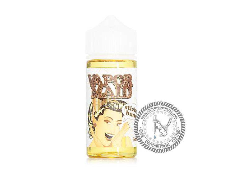 Beard Vape Co | Sticky Buns by Vapor Maid 100ML E-liquid