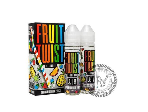 FRUIT TWIST | Tropical Pucker Punch 120ML E-liquid
